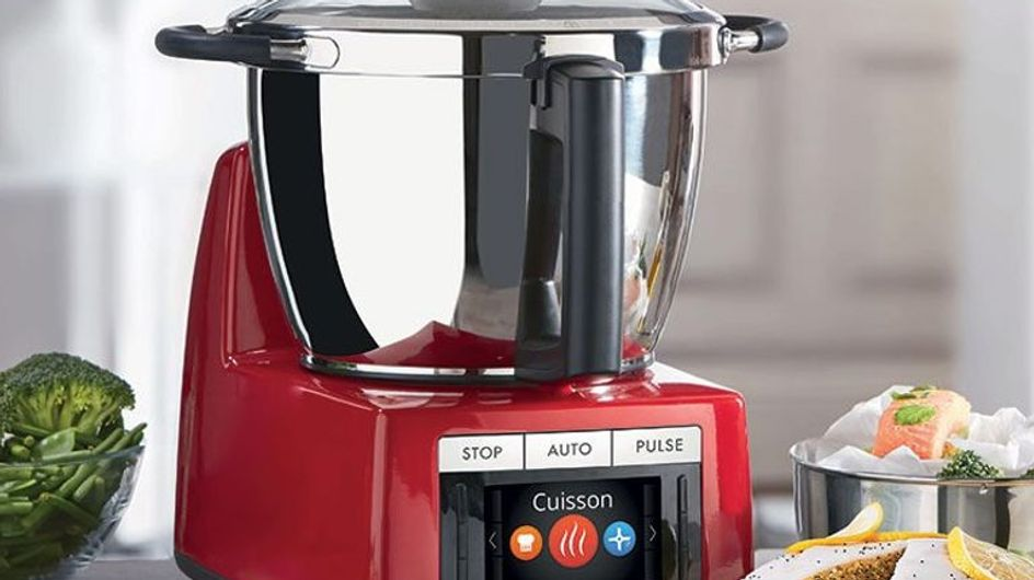 Un livre Marmiton et et une appli offerts pour l'achat d'un robot Cook Expert Magimix
