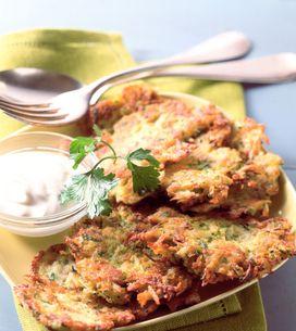 Rosti di patate e cipolle: come preparare delle frittelle di patate sfiziose!