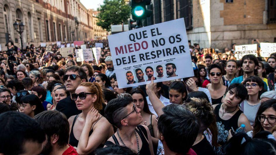 """En Espagne, les membres de """"la meute"""" ont (enfin) été condamnés pour viol en réunion"""