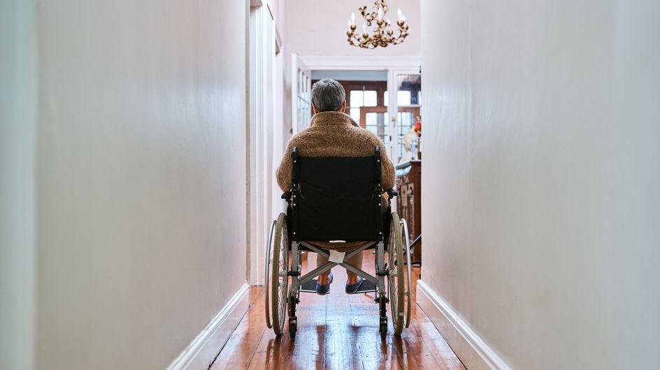 Une femme handicapée cloîtrée chez elle depuis 9 mois à cause d'un logement inadapté