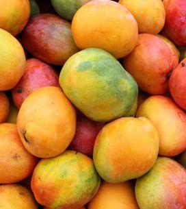 Propiedades del mango: una fruta tropical con muchos beneficios