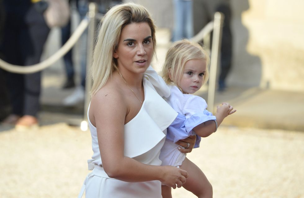 Adorable ! La fille d'Antoine Griezmann pose avec sa mère dans le même maillot de bain