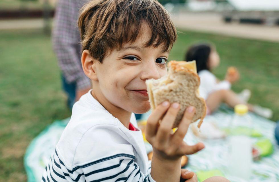Que cuisiner pour un pique-nique pour enfant ?