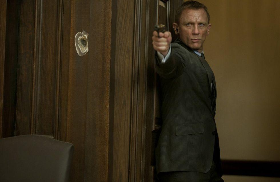 Une caméra retrouvée dans les toilettes pour femmes sur le tournage de James Bond