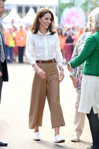 Scarpe Kate Middleton in stile Superga