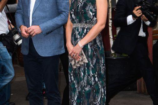 Scarpe Kate Middleton: sandali alti color carne