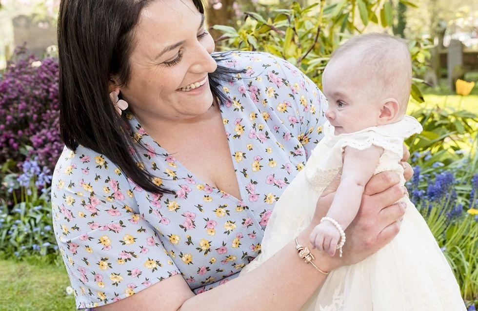 Après 13 fausses couches, cette maman accueille enfin son premier enfant