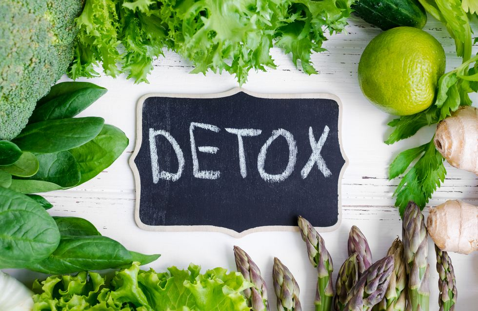 Prepárate para el verano con el plan detox