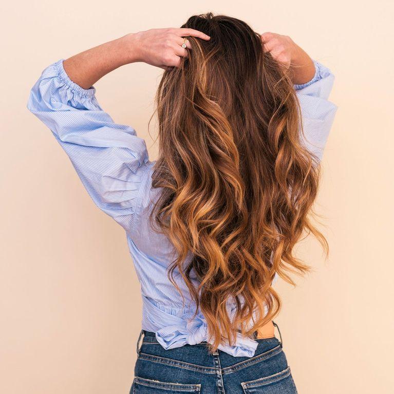 Test de color de cabello loreal