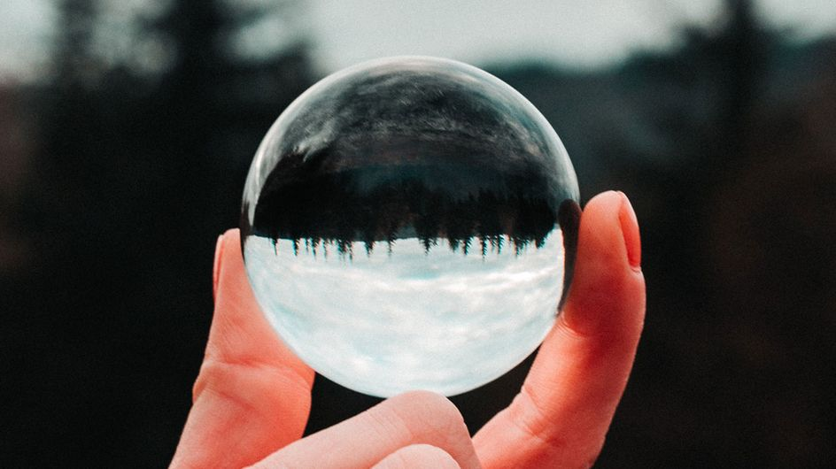 Glaskugel-Fotografie: So pimpt ihr eure Fotos mit dem Lensball!