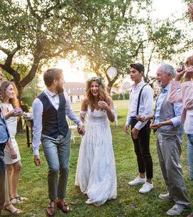 Styling-Falle! An diesen Dresscode sollten sich Hochzeitsgäste halten