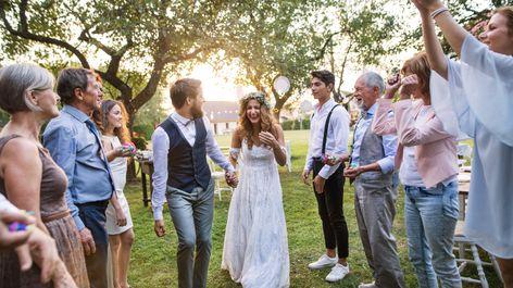 Kleidung Fur Hochzeitsgaste Der Dresscode Fur Damen