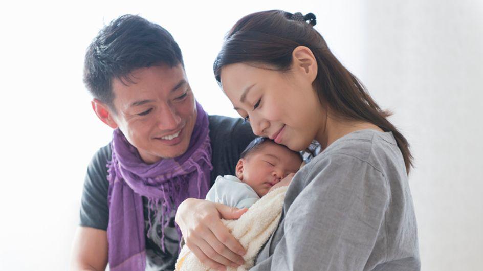 """Ce couple appelle leur bébé """"Google"""" pour qu'il devienne un """"leader"""""""
