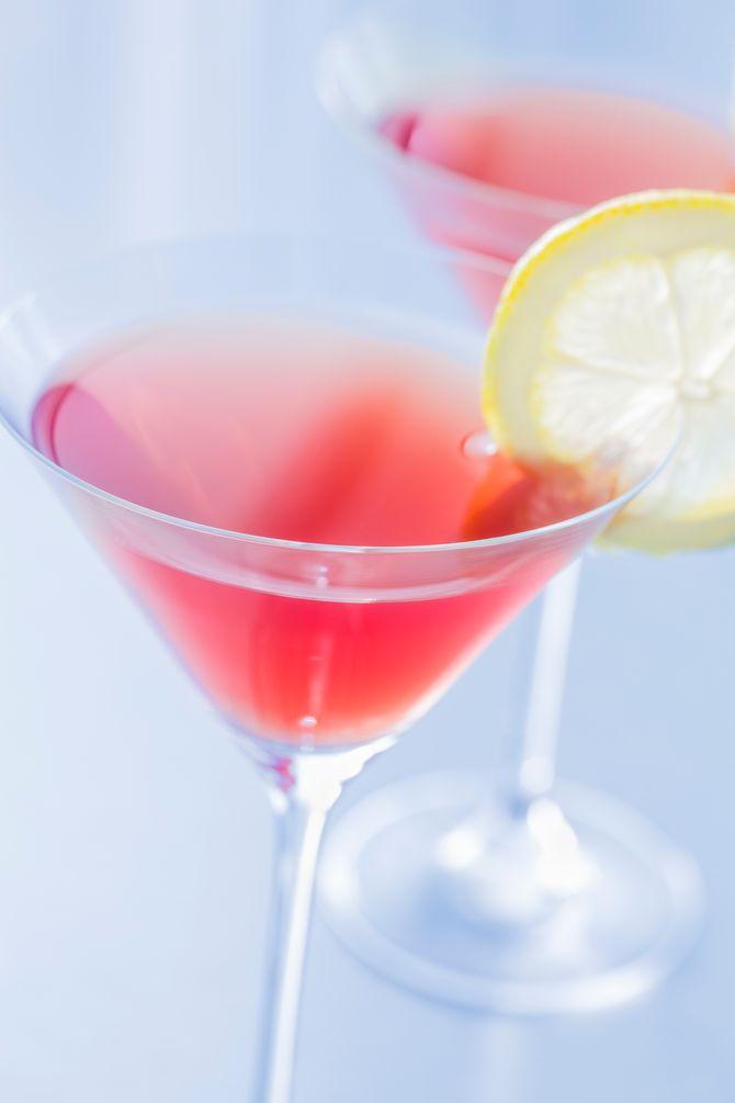 Nos recettes de cocktails à base de vodka