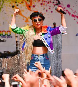 Lady Gaga fait une apparition surprise à la Gay Pride de New York avec un messag