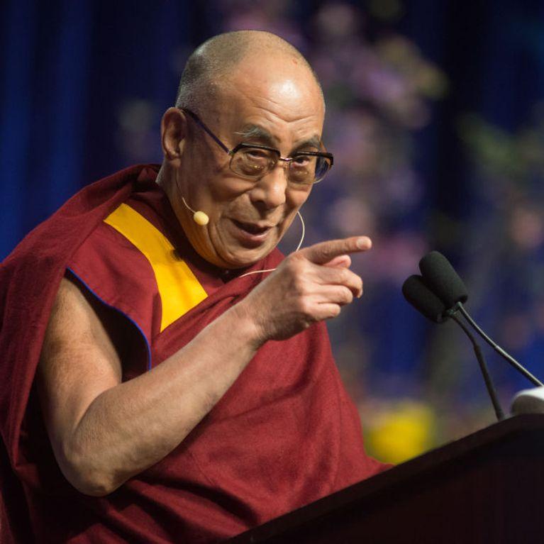 Pour le dalaï-lama, Trump manque de