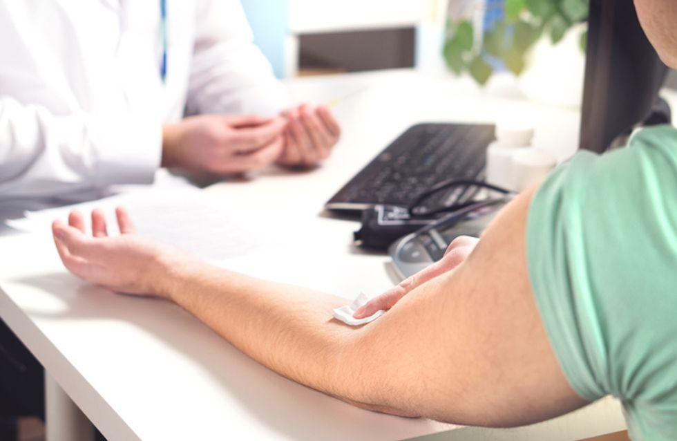 Le test du VIH désormais gratuit dans tous les labos de Paris et des Alpes-Maritimes