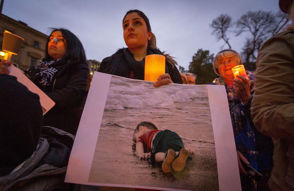 Un film sur la mort du petit garçon syrien Aylan Kurdi se prépare, la famille s'y oppose