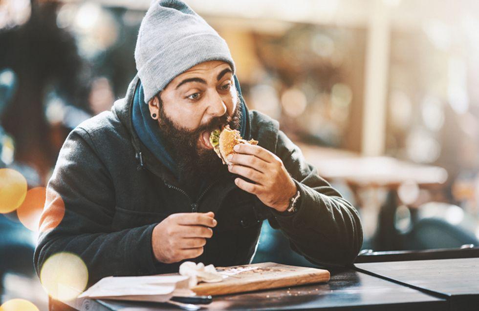 Les jeunes hommes qui mangent gras auraient moins de chance d'avoir des enfants