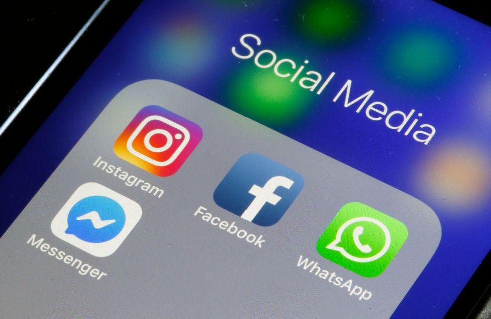 WhatsApp, Instagram & Facebook: Störung legt Apps lahm