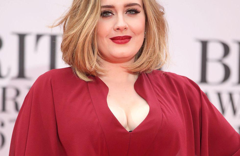 Adele Deutlich Schlanker So Krass Hat Sich Die Sangerin Verandert