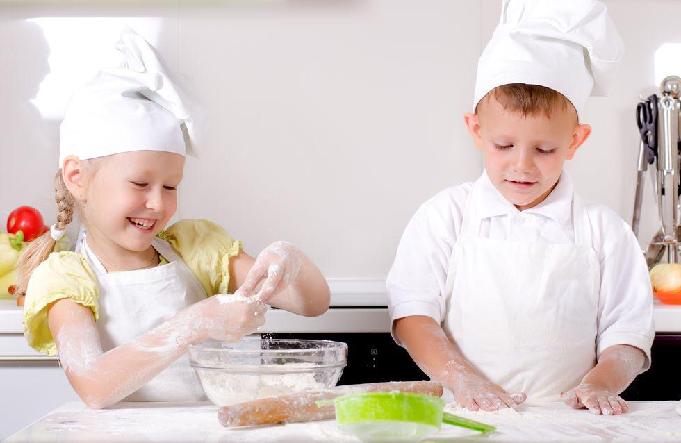 Et si j'inscrivais mon enfant à un atelier de cuisine ?
