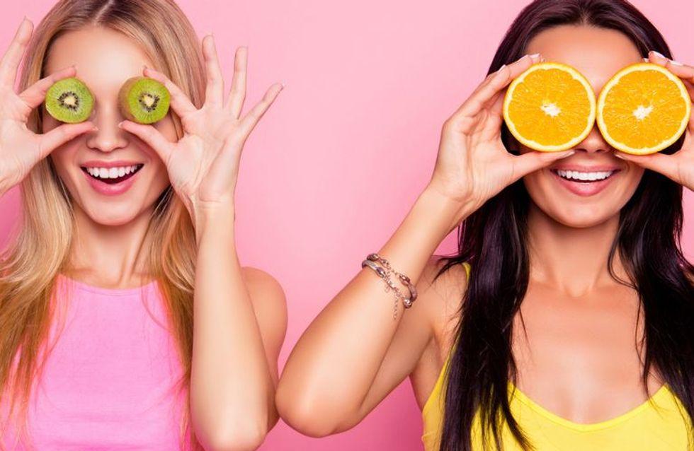Les vitamines essentielles pour avoir une jolie peau