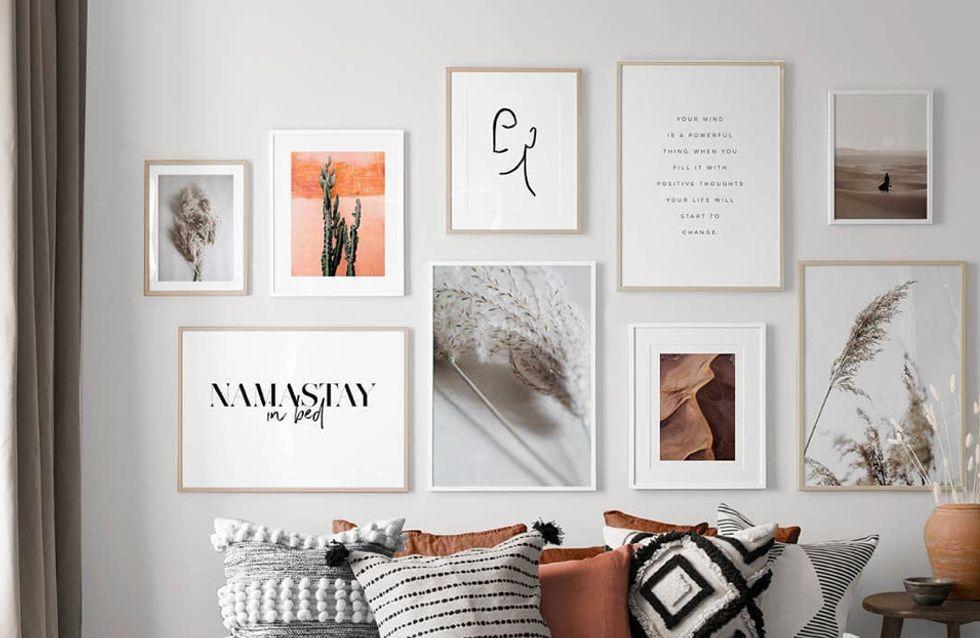 120 Idées Déco Pour Un Mur Décoration Murale