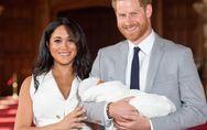Royal baby : Découvrez les premières photos du baptême d'Archie !