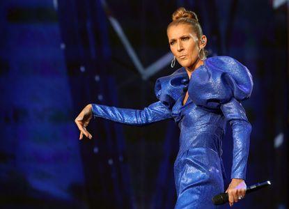 Céline Dion stupéfiante et stylée pour un concert à Londres