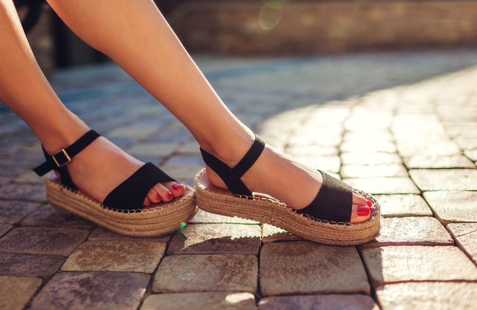 prezzo basso ultime tendenze selezione migliore sandali