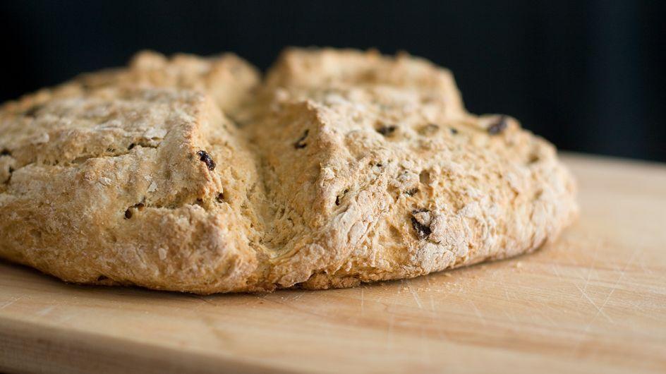 Le Soda Bread ou comment faire du pain en moins d'une heure ?