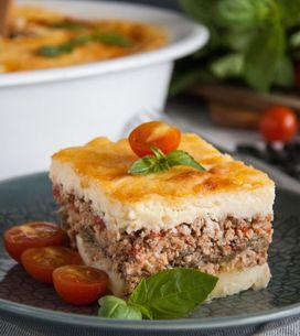Moussaka greca: la ricetta per un piatto goloso a base di carne e melanzane