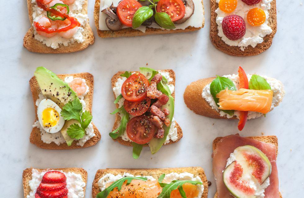 Nos idées pour un apéro dinatoire sans cuisson