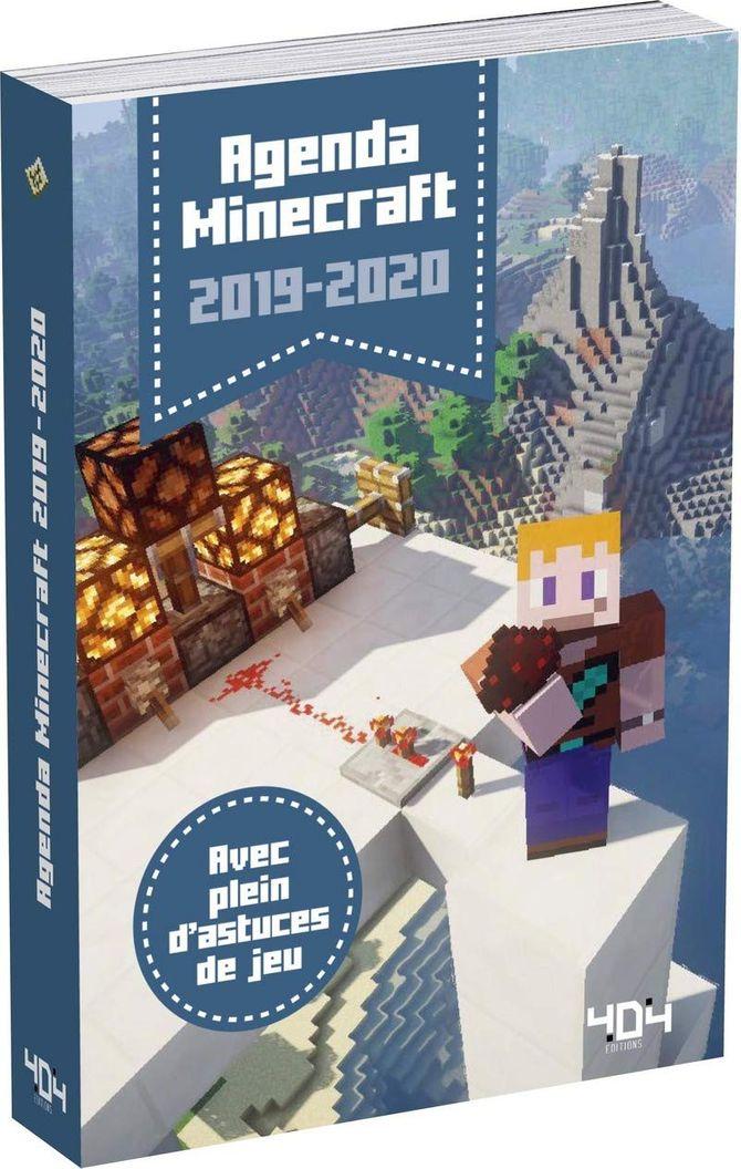 Agenda Minecraft - 7,79 €