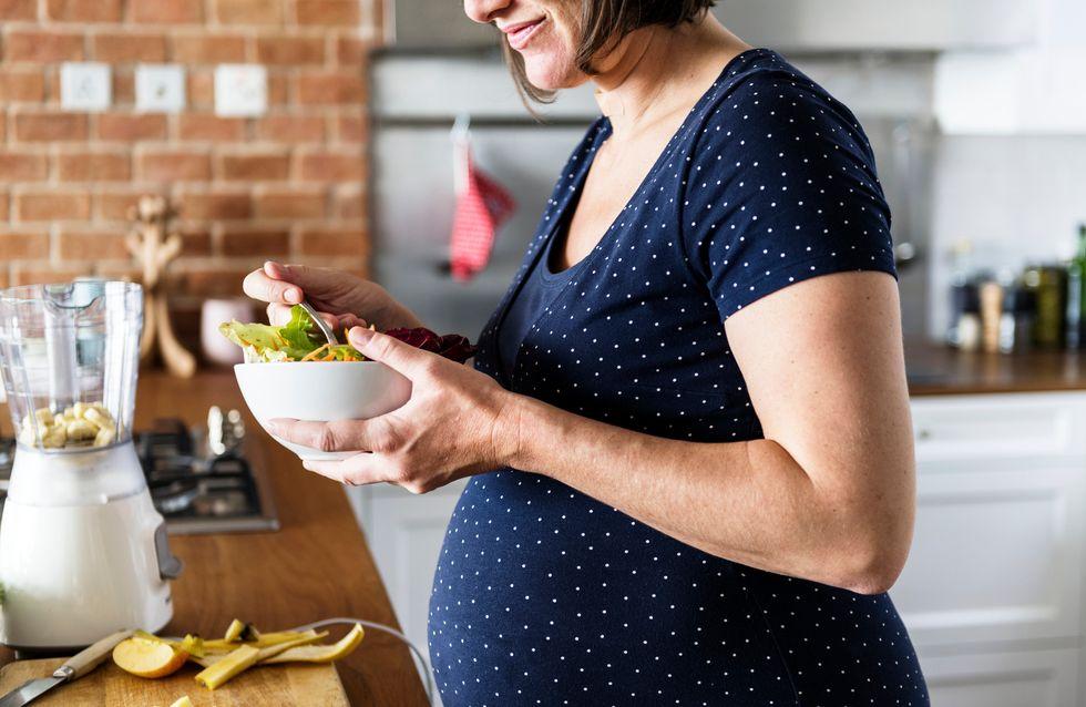 Que manger pendant sa grossesse? 25 recettes gourmandes et équilibrées