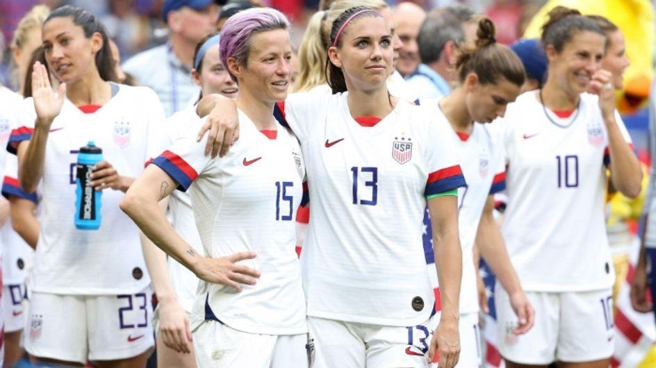 """L'équipe féminine américaine de football refuse d'être reçue et """"exhibée"""" par Trump"""