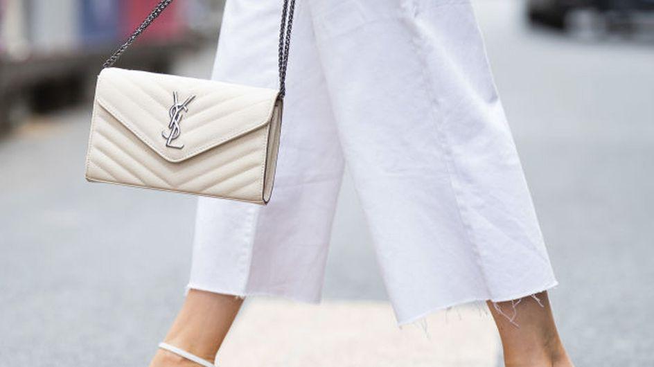 Come abbinare i pantaloni bianchi con classe ed eleganza!