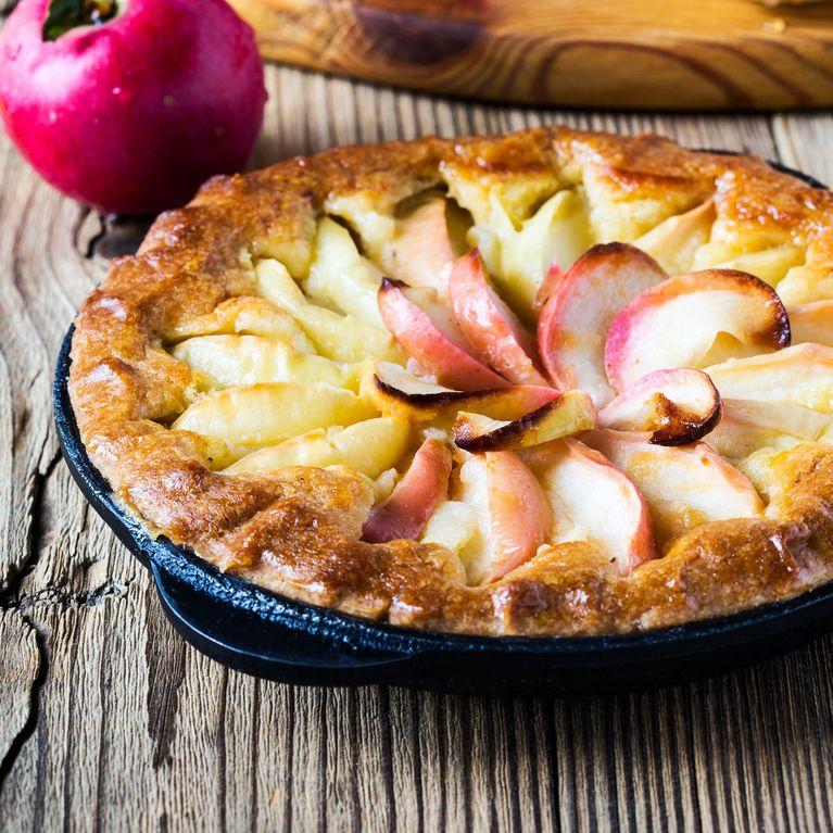 Como hacer manzanas al horno para dieta