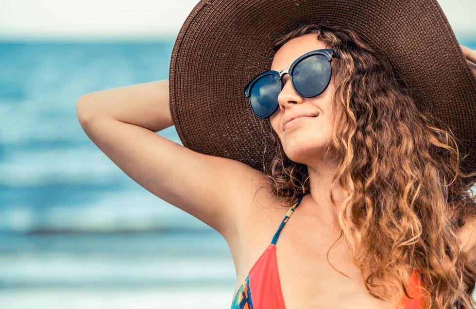 Cuida tu pelo después del sol y luce melena este verano