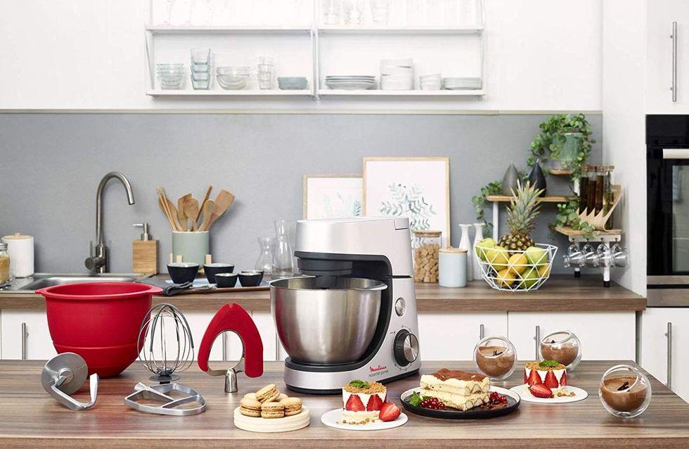 Prime Days : votre robot pâtissier Masterchef Gourmet de Moulinex à 189,99€