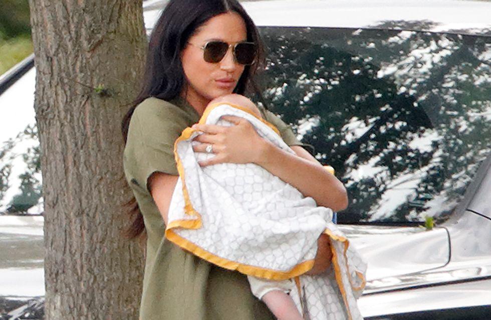 Meghan Markle, accusée d'être une mauvaise mère pour Archie