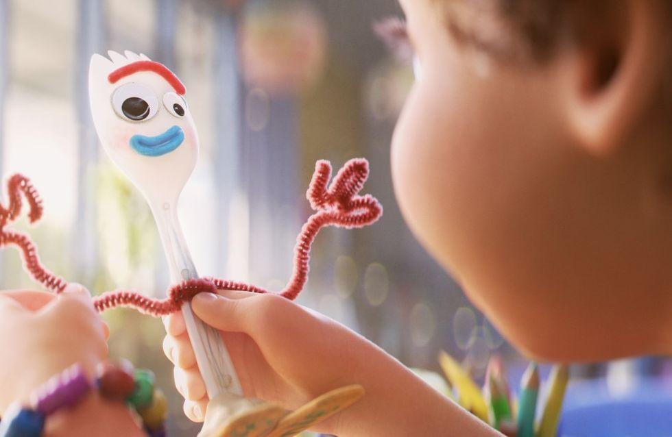 Une peluche de Toy Story 4 fait l'objet d'une procédure de rappel à cause d'un risque d'étouffement