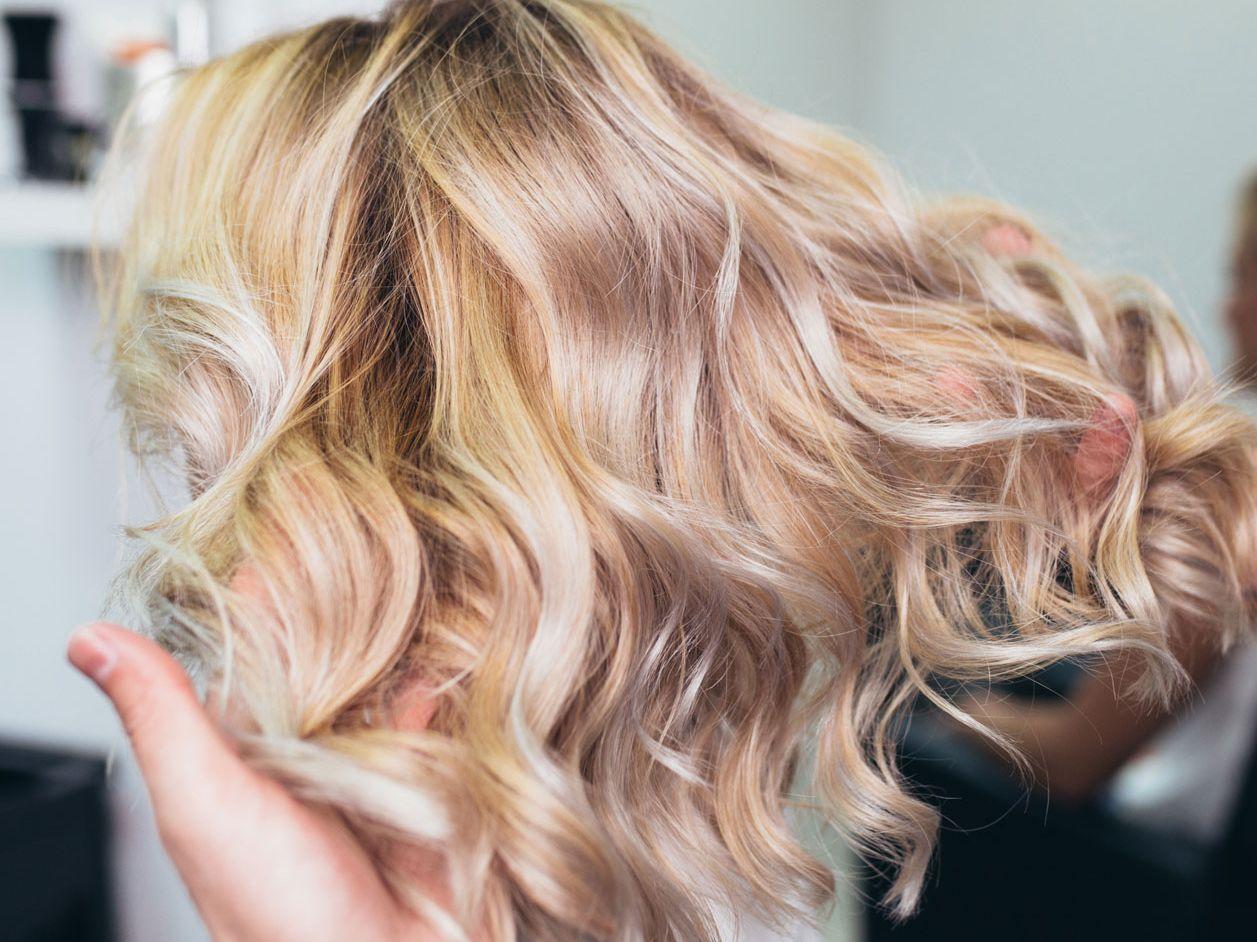 Schwarz grünstich ohne blond von auf Von blond
