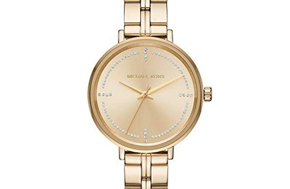 Prime Day : des montres Michael Kors en promo jusqu'à - 70 % !