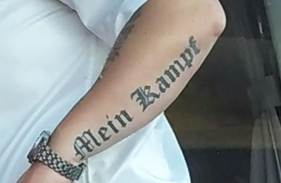 Un chauffeur Flixbus arbore un tatouage nazi, la compagnie le suspend et s'excuse