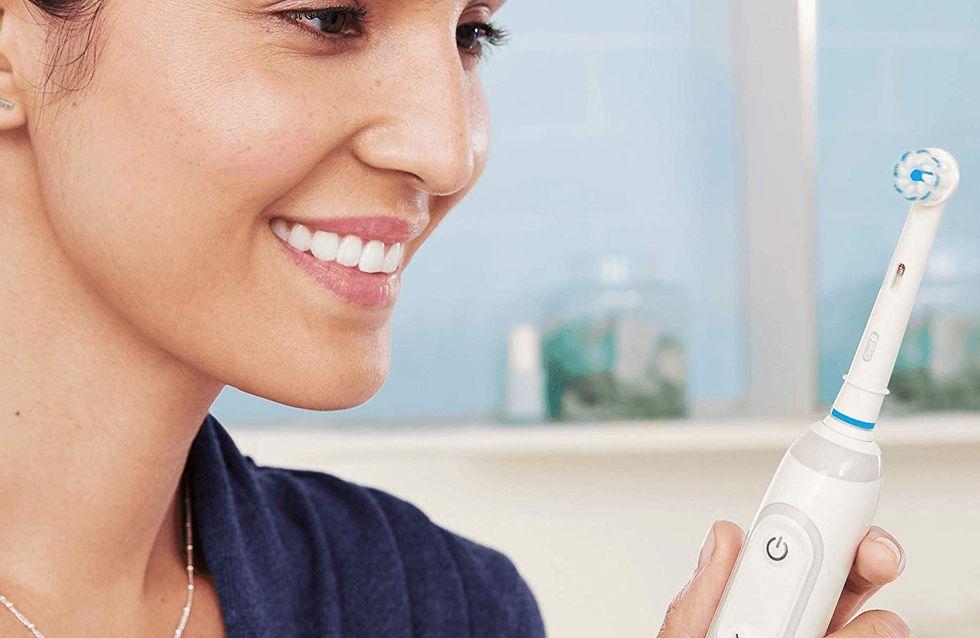 Prime Days : vos brosses à dents électriques Oral-B jusqu'à -70%