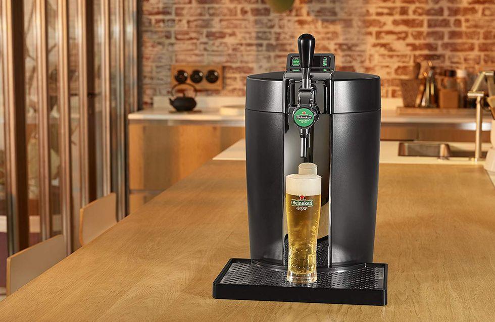 Prime Day : des promos à ne pas louper sur des machines à café et des tireuses à bière Krups !