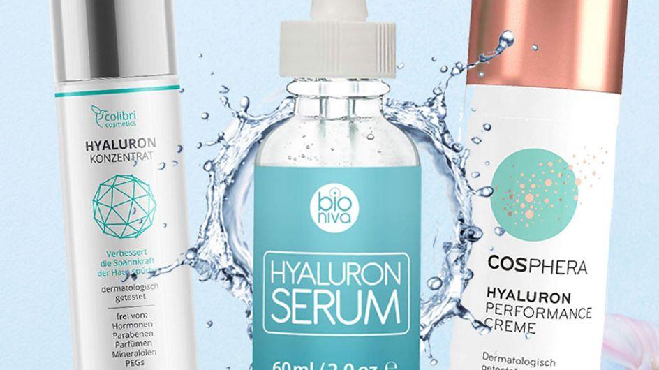 52% Rabatt: Anti-Falten-Produkte mit Hyaluron im Angebot