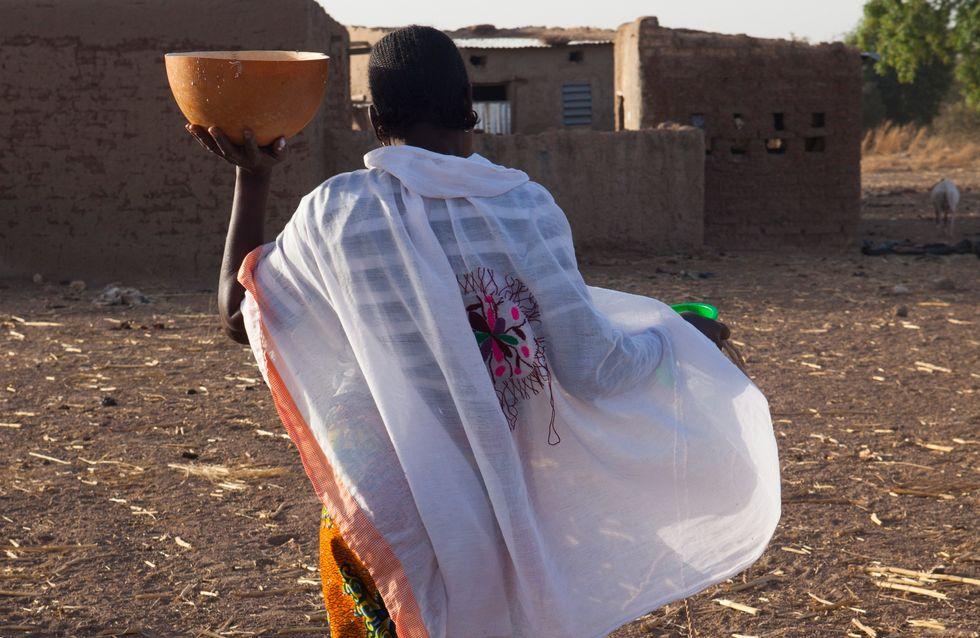 Au Burkina Faso, une fille sur deux est mariée de force avant l'âge de 18 ans